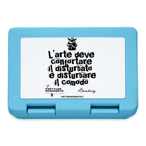Aforisma Banksy - Lunch box