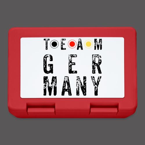 Team Germany - Brotdose