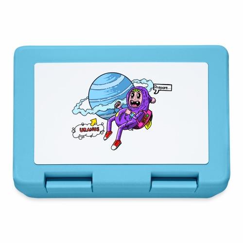 Prepare Uranus - Brotdose