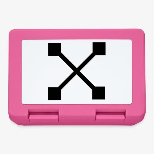 X BLK - Brotdose