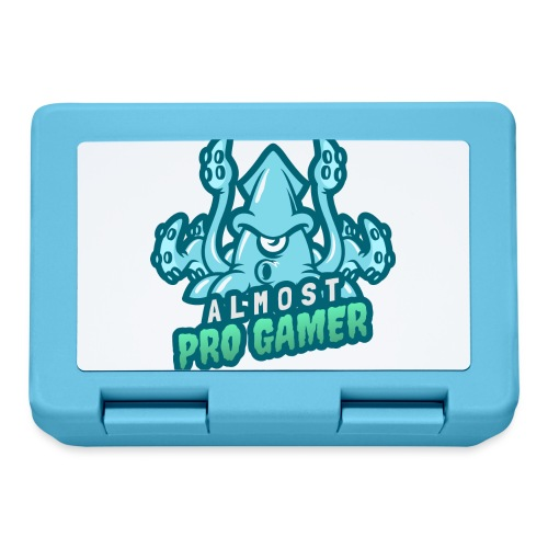 Almost Pro Gamer - Lunch box