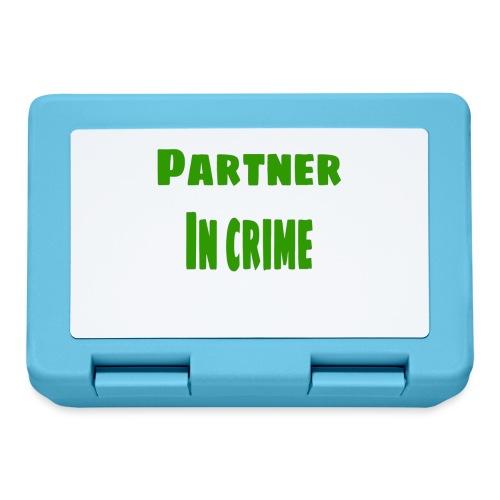 Partner in crime green - Matlåda