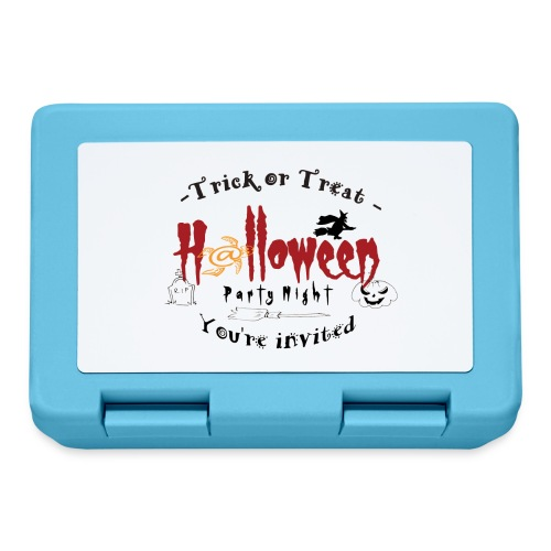 Halloween - Lunch box