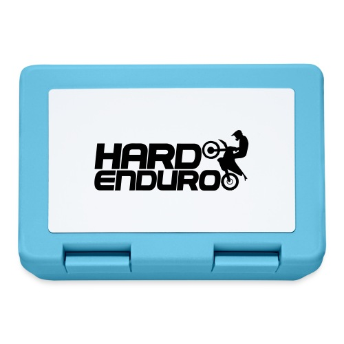 Hard Enduro Biker - Brotdose