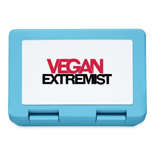 Vegan Extremist - Boîte à goûter.