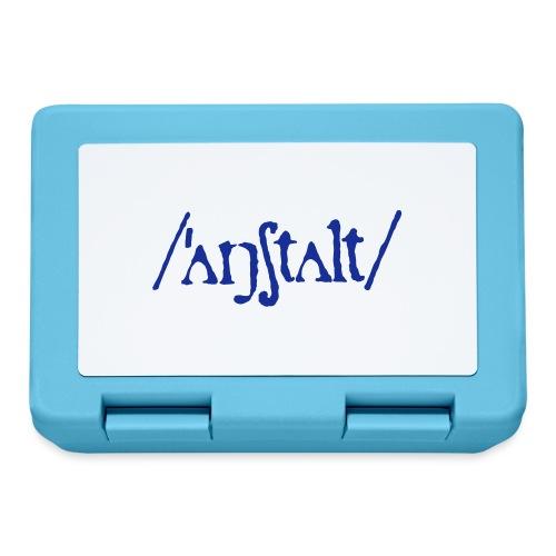 /'angstalt/ logo - Brotdose