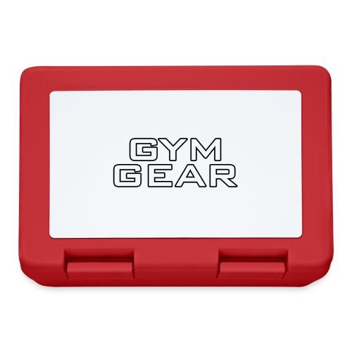 Gym GeaR - Lunchbox