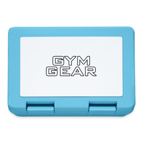 Gym GeaR - Lunchbox