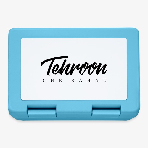 Tehroon Che Bahal - Brotdose