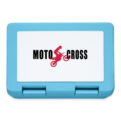 air Motocross - Boîte à goûter.