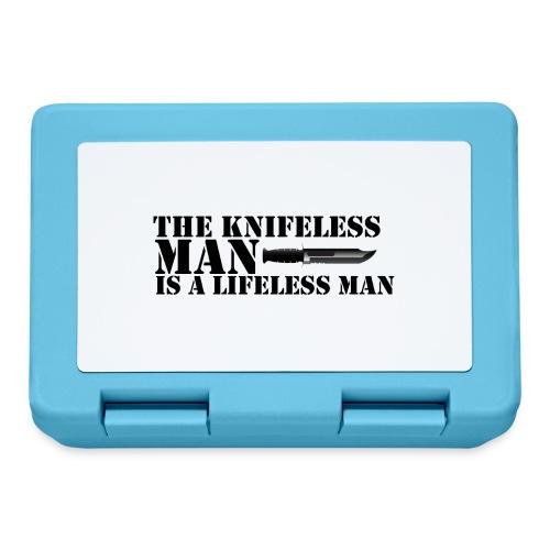 Knifeless Man Is A Lifeless Man - Matlåda