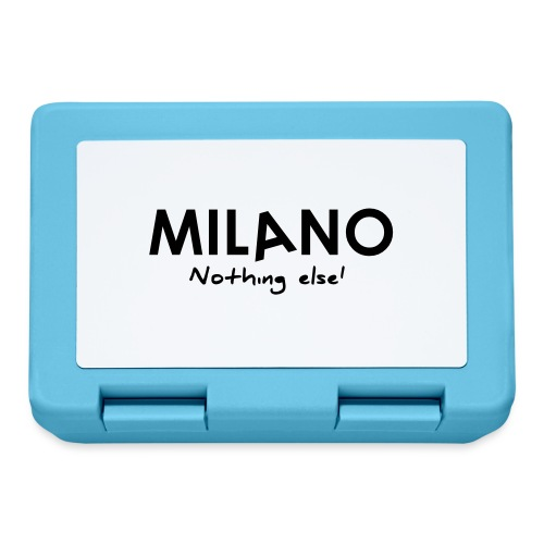 milano nothing else - Lunch box
