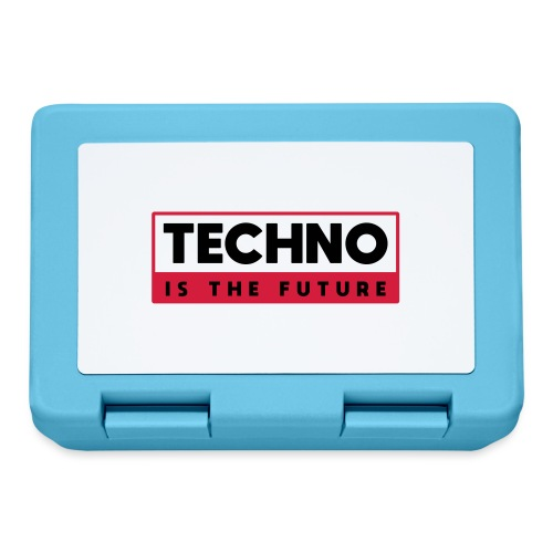 Techno is the future - Lunchbox