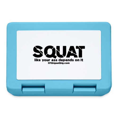squat - Lunchbox