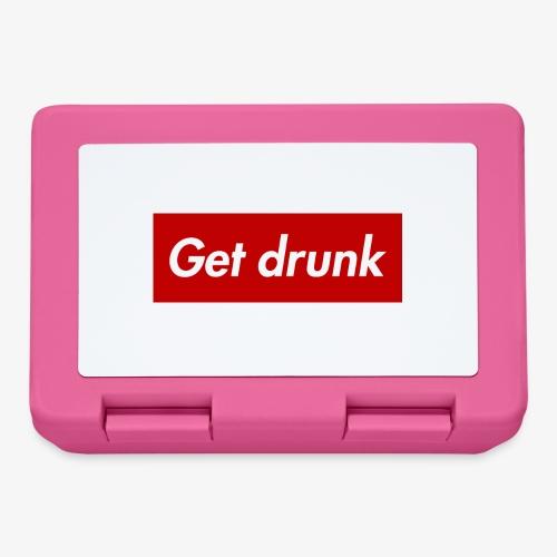 Get drunk - Brotdose