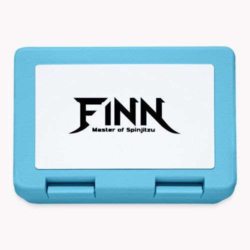 Finn - Master of Spinjitzu - Brotdose