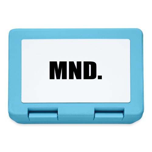 MND. - Broodtrommel
