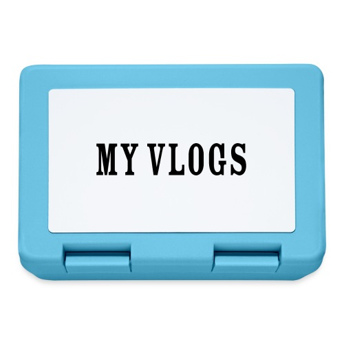 My Vlogs - Lunchbox