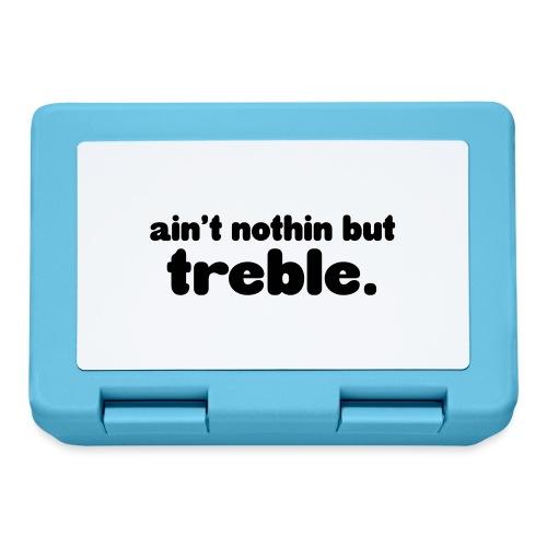 ain't notin but treble - Matboks