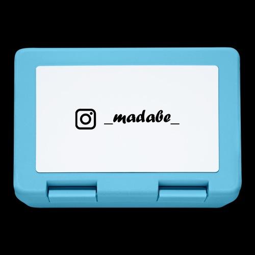 madabe instagram - Brotdose
