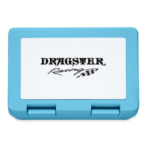 DRAGSTER WEAR RACING - Lunch box