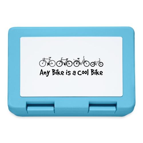 Any Bike is a Cool Bike Kids - Lunchbox
