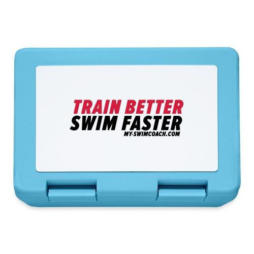 TRAIN BETTER. SWIM FASTER. - Brotdose