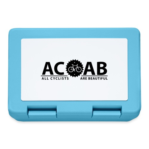 ACAB ALL CYCLISTS - Brotdose