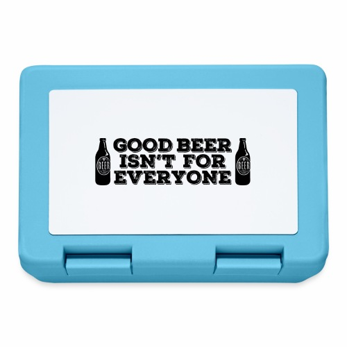 Good Beer - Lunchbox