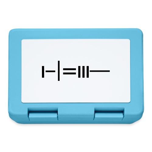 NEEDLE - Lunchbox