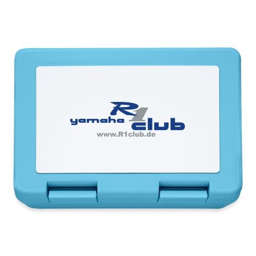 R1club Logo blau - Brotdose