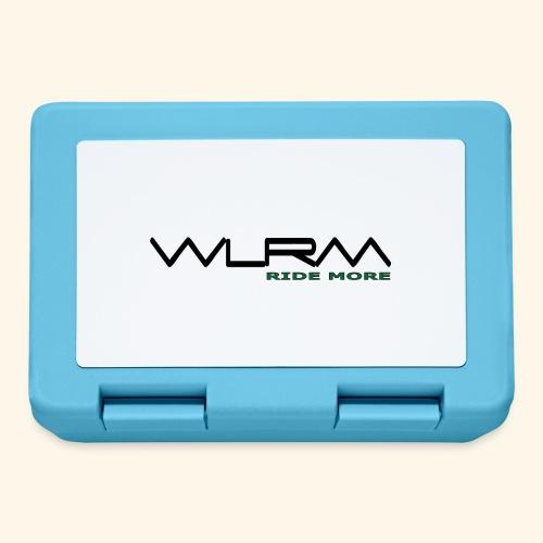 WLRM Schriftzug black png - Brotdose