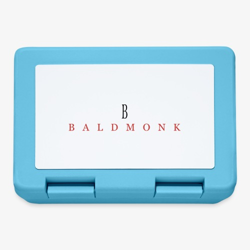 Baldmonk Classic Logo - Lunchbox