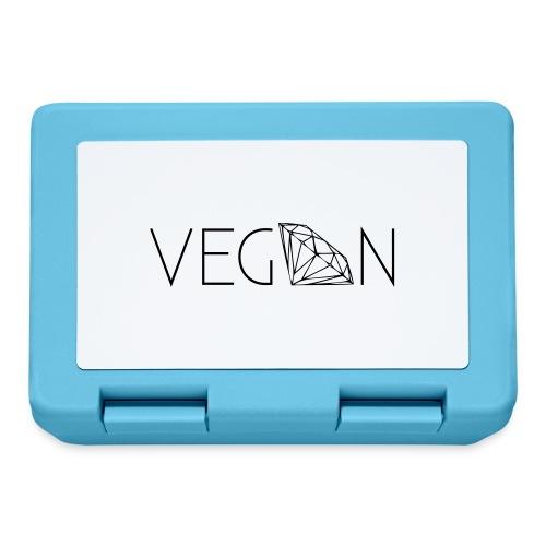 vegan - Boîte à goûter.