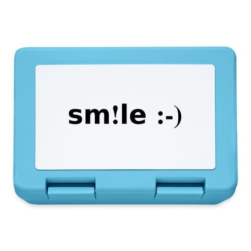 smile - sorridi - Lunch box