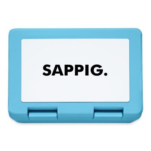 SAPPIG. - Broodtrommel