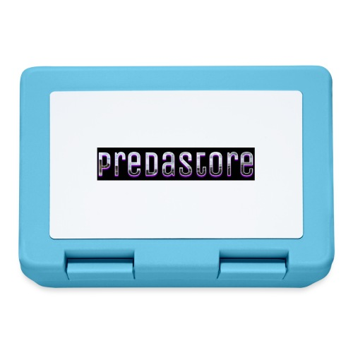 PredaStore Original Logo Design - Lunchbox
