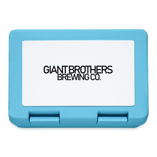 Giant Brothers Brewing co SVART - Matlåda
