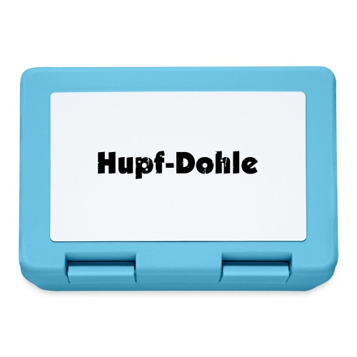 Hupf-Dohle - Brotdose