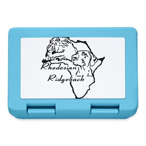 Rhodesian Ridgeback - Brotdose