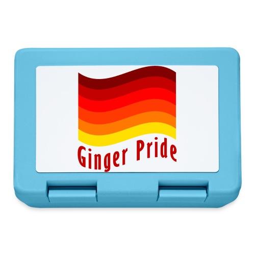 Ginger Pride flag Dark png - Lunchbox