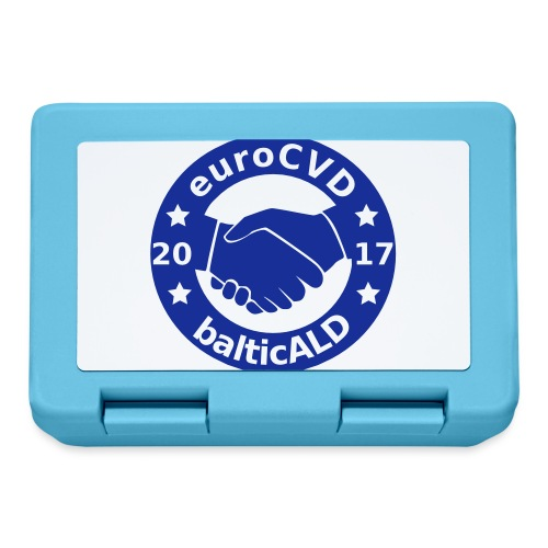 Joint EuroCVD - BalticALD conference mens t-shirt - Lunchbox