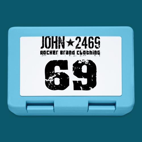 john 2469 numero trasp per spread nero PNG - Lunch box