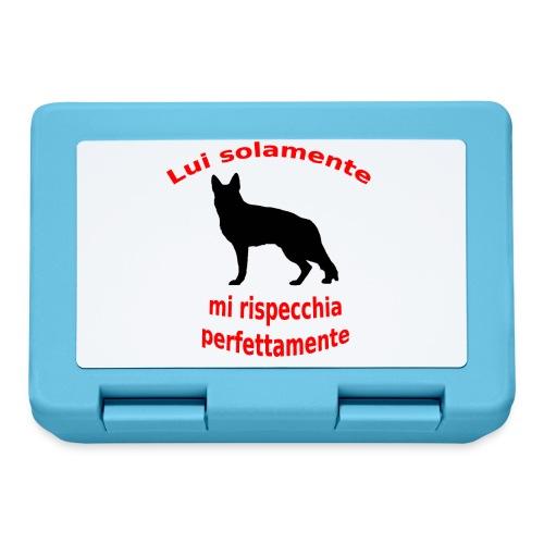Pastore Tedesco - Lunch box