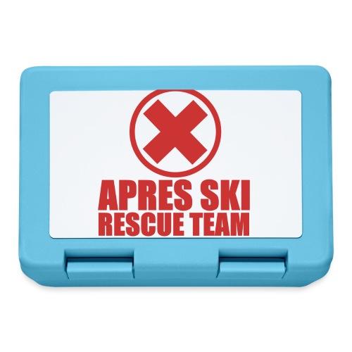apres-ski rescue team - Broodtrommel