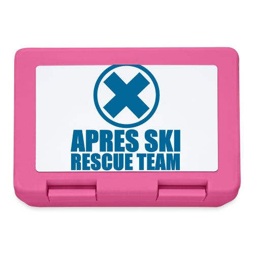 apres-ski rescue team - Broodtrommel