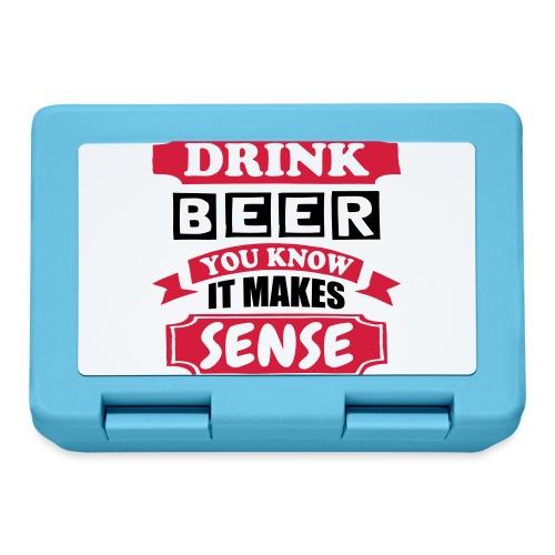 Drink Beer - Lunchbox