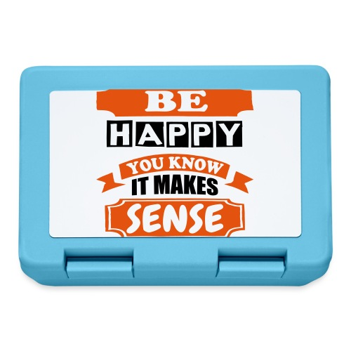 Be Happy - Lunchbox