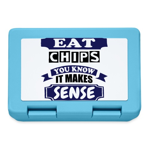 Eat Chips - Lunchbox