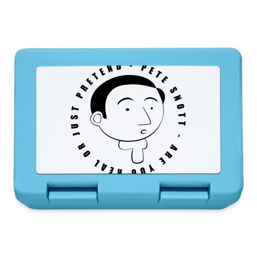 Pete Snott - Lunchbox